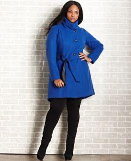 plus size coat angora wool blend a line orig $ 460 00 219 99