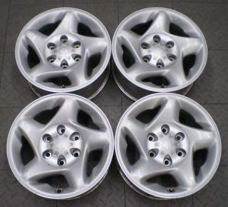 69395 Toyota Tacoma Tundra 16 Factory Alloy OE Wheels Rims
