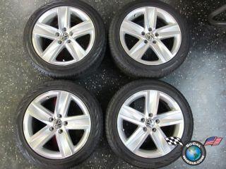 Volkswagen VW Jetta Passat Golf CC Factory 17 Wheels OEM Rims 5x112