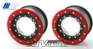 Hiper Tech 3 Front Wheels Rims Honda TRX450 TRX 450R 10