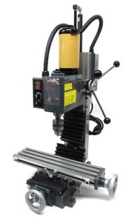 Chung Hsiwh Variable Speed Mini Vertical Milling Machine CH 10M