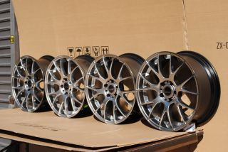 18 BBs LM Style Wheels 5x100 114 3 Rim Eclipse Accord Civic Prelude