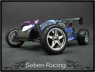 Buggy Rims Tires Wheels BRF3 1 10 Hard Pimp Style