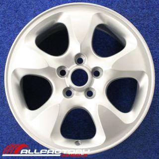 Jaguar s Type 16 2000 2001 2002 2003 Factory Rim Wheel Silver 59698