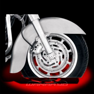 Custom Replacement Front Fender for 94 11 Harley Flt 16 Wheels