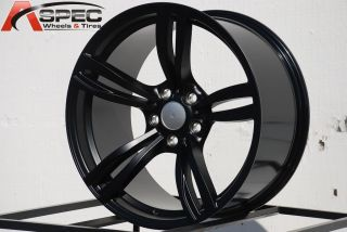19 Staggered 2012 BMW M5 Style Black Wheel Fit E46 M3 E90 E92 325 328