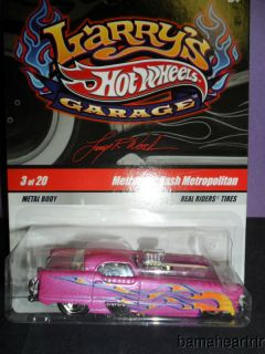 Hot Wheels Garage 2009 Metrorail ADO12