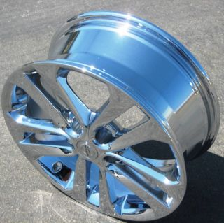 Set of 4 New 2011 13 17 Factory Nissan Juke Chrome Wheels Rims