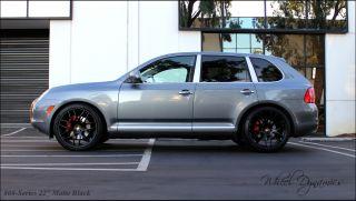 Porsche 22 Wheels Panamera Cayenne Turbo s Concave Genuine Bolt Use