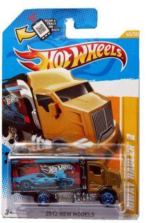 2012 Hot Wheels New Models 45 Hiway Hauler 2