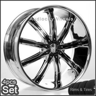 28 Wheels and Tires 6LUG Escalade Tahoe Chevy Siverado Rims
