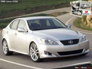 LEXUS iS250 iS350 IS 350 OEM FACTORY STOCK WHEELS RIMS 5X114.3 F SPORT