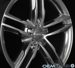 18 Hyper Black Sline Style Wheels Fits Audi A5 S5 RS5 B8 8T Coupe