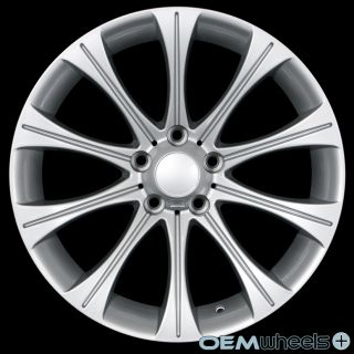 19 Silver M5 Style Wheels Fits BMW E38 E65 F01 740i 740LI 740 745 750