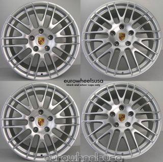 20 Wheels for Porsche Cayenne VW Touareg Audi Q7 Rims Set