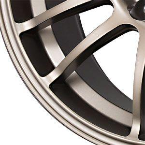 New 17x8 5x100 5x114 3 Drag Dr 38 Bronze Wheels Rims