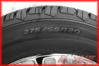 Escalade Platinum Chrome Chevy Tahoe GMC Wheels Tires 17 22 24