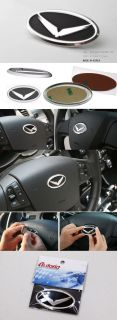 Eagle Steering Wheel Horn Cap Emblem Badge for 2012 2013 2014 I40