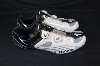 Custom Specialized s Works Carbon Road Shoes 41 75EU