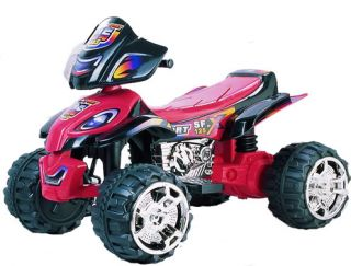 ATV for Big Kids 12V Dual Motor Speed Electric Wheels 12V Power