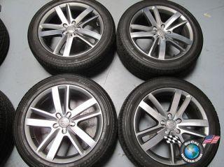 Audi Q7 Factory 20 Wheels Tires OEM Rims 58862 4L0601025AJ 275/45/20