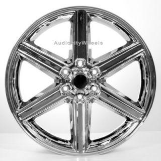 28inch IROC Wheels Rims 6LUG Escalade Tahoe Chevy Siverado