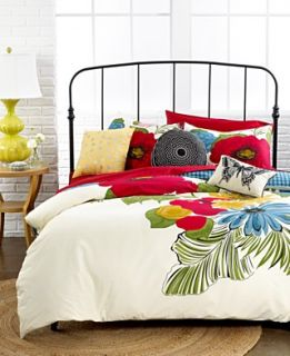 peace paint complete bed in a bag bedding set twin full queen. Black Bedroom Furniture Sets. Home Design Ideas