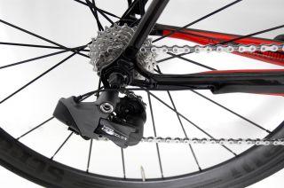 2013 STRADALLI Salerno Di2 Shimano Ultegra Electronic Carbon Road Bike