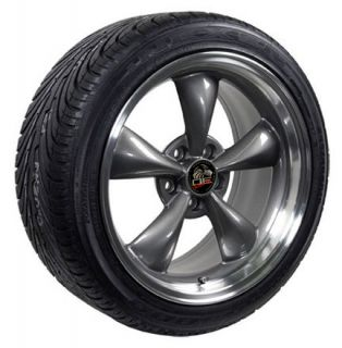 18 Bullitt Style Rims Tires Deep Cobra 2003 Fit Mustang®