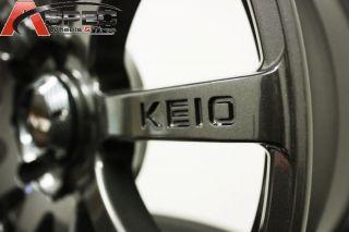 17 Inovit KE10 Gun Metal Wheel Fit Mini Cooper s JCW Clubman Scion XB