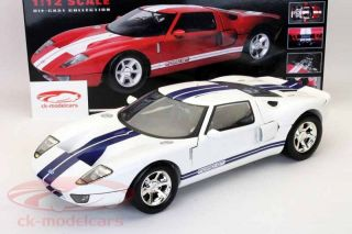 Ford GT Concept Car White 1 12 Motormax