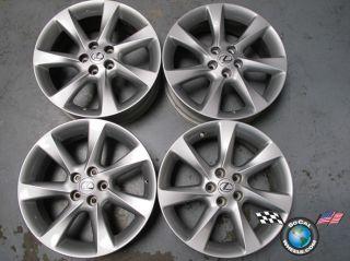 10 13 Lexus RX350 RX450 Factory 19 Wheels Rims RX300 Highlander 74252