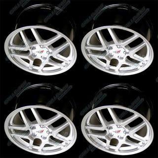 18x9 5 Corvette ZO6 Styel Replica Wheel Rim 4 Pcs