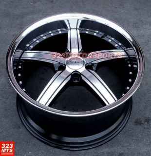 20 inch Rims Wheels Acura Lexus Infiniti Wheels Rims XIX x17 5LUG