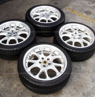 18 Used Wheels Tire Mercedes E500 E550 SSR Rims S500 S550 Rims