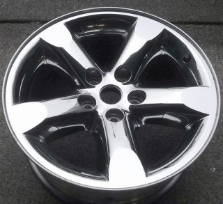 20 Dodge RAM 1500 2500 Wheel Rim CHROME CLAD, 2267B, OEM 52122278AA