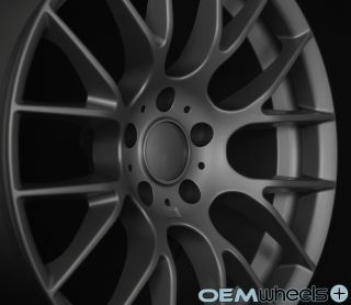 19 Gunmetal M3 Style Wheels Fits BMW E60 525i 528i 530i 535i 545i