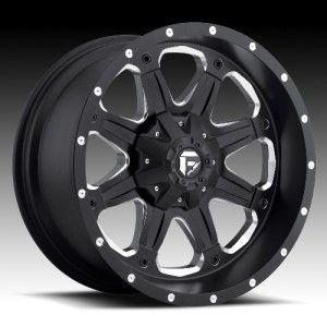 Off Road Boost black wheel rim 6x5.5 +20 FJ Cruiser Sequoia Tacoma