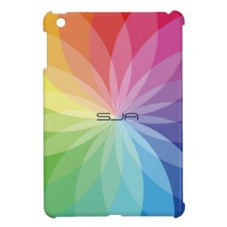 Colorful Graffiti Design iPad Mini Case