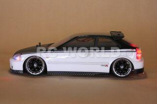 Tamiya 1 10 Honda Civic R Type RC Race Car Ready to Run New