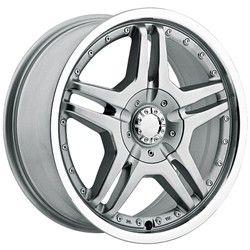 14 inch Menzari Wheels Rims Silver 5x100 38 5 Lug
