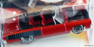 Hot Wheels 69 Road Runner G Machines M2369 NRFP Mint Cond 2007 Red