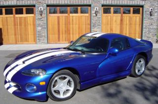 Genuine OEM Factory 1996 1997 1998 Dodge Viper Painted Finish WHEELS