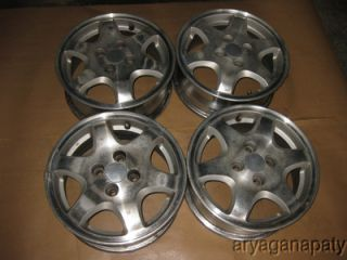 90 91 92 93 Acura Integra Wheels Rims Stock Factory GSR 14
