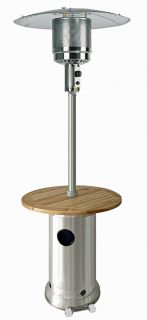 87 Tall Stainless Steel Outdoor Patio heater.outdoor, patio heater