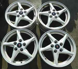 99 03 Grand Prix 16 Aluminum Wheels Rims Set LKQ