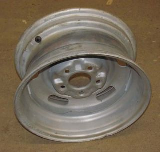 68 Corvette 15x7 AG Rally Wheel Rim Original K 1 8 2 7