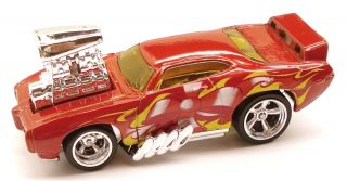 Hot Wheels Gift Card 69 Pontiac GTO Judge