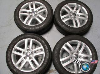 Jetta Factory 16 Wheels Tires Rims Golf Rabbit 5x112 205 55 16