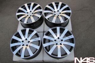 MRR HR 4 LEXUS GS300 GS350 GS400 GS430 IS250 M35 STAGGERED WHEELS RIMS